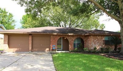 Pearland Single Family Home For Sale: 1903 Lazy Creek Lane
