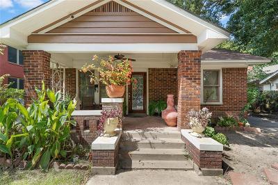 Houston Single Family Home For Sale: 4105 Dallas Street Street