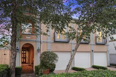 Houston Single Family Home For Sale: 2107 Persa Street