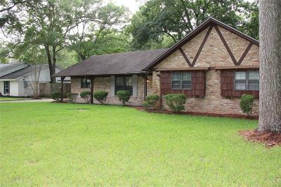 Dickinson Single Family Home For Sale: 1117 Shady Oak Lane