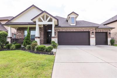 League City Single Family Home For Sale: 4814 Terrassa Lane