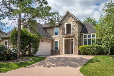 The Woodlands Single Family Home For Sale: 83 W Racing Cloud Ct