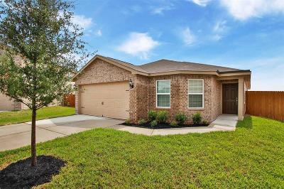 Humble Single Family Home For Sale: 10927 Hillside Creek Drive