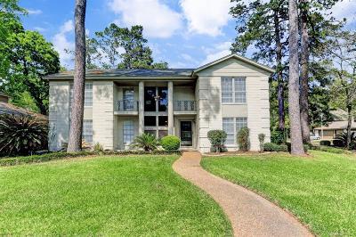 Houston Single Family Home For Sale: 11702 Idlebrook Drive