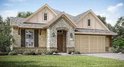Spring TX Single Family Home For Sale: $273,290