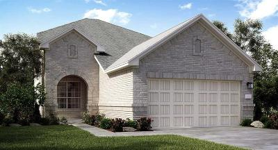 New Caney Single Family Home For Sale: 23768 Via Maria Drive