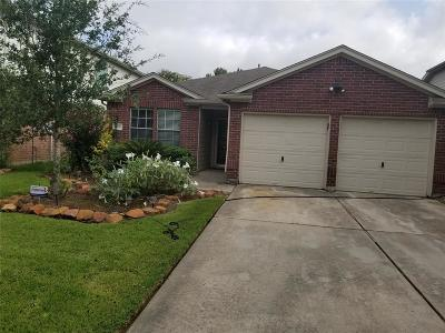Tomball Single Family Home For Sale: 11926 Sonora Springs Drive