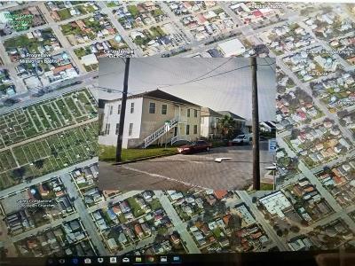 Galveston Multi Family Home For Sale: 3901 Avenue L