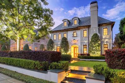 River Oaks Single Family Home For Sale: 3210 Ella Lee Lane