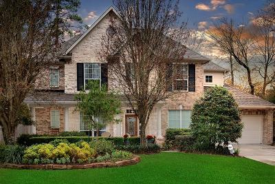 The Woodlands Single Family Home For Sale: 51 N Lansdowne Circle