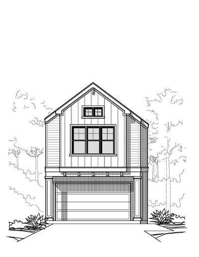 Houston Single Family Home For Sale: 414 E 26th Street