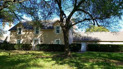 Houston Single Family Home For Sale: 9801 Rolke Road