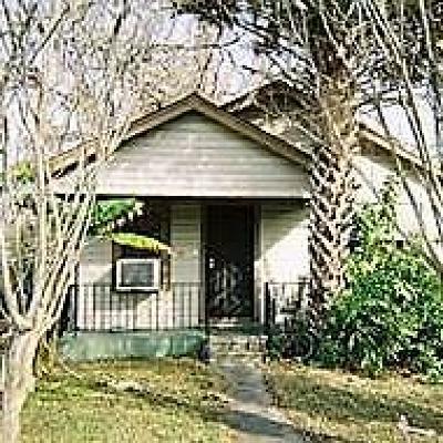 Houston Single Family Home For Sale: 1132 Adele Street