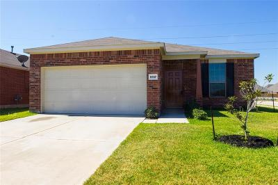 Richmond Single Family Home For Sale: 5727 Water Violet Lane
