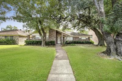 Houston Single Family Home For Sale: 4107 Falkirk