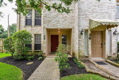 Sugar Creek Condo/Townhouse For Sale: 37 River Creek Way