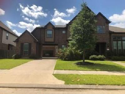 Katy Single Family Home For Sale: 4219 Madera Creek Lane