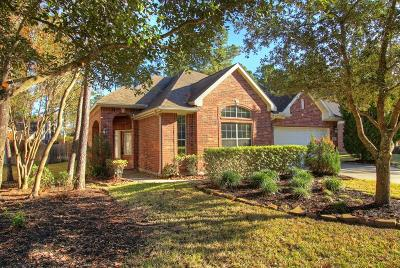 The Woodlands Single Family Home For Sale: 66 N Planchard Circle