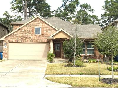 Humble Single Family Home For Sale: 9723 Clanton Pines Drive