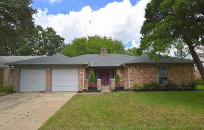 Houston Single Family Home For Sale: 15810 Fox Springs Drive