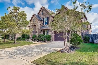 Katy Single Family Home For Sale: 28622 Hunters Shore Drive