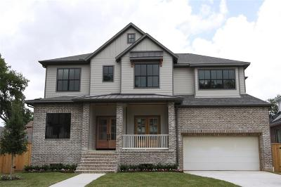 Houston Single Family Home For Sale: 4110 Tartan Lane