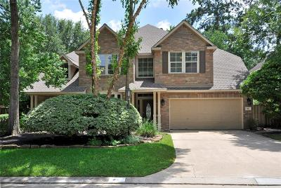 The Woodlands Single Family Home For Sale: 86 S Plum Crest Circle