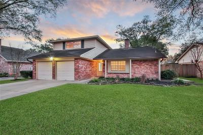 Katy Single Family Home For Sale: 1011 Hidden Canyon Road