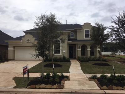 Missouri City Single Family Home For Sale: 5318 Harper Haven