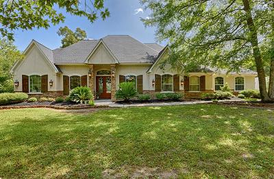 Montgomery Single Family Home For Sale: 120 Lyndsey Drive