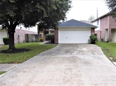 Tomball Single Family Home For Sale: 12114 Bowsman Drive