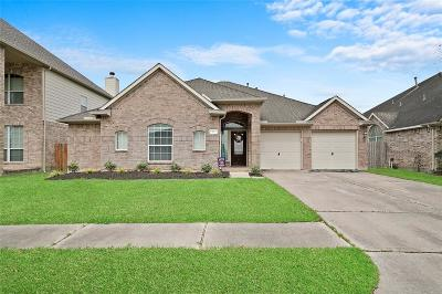 Manvel Single Family Home For Sale: 30 Terra Bella Drive