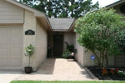Friendswood Single Family Home For Sale: 1210 Sunset Drive