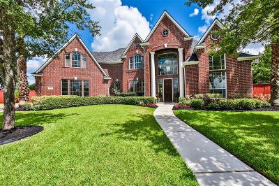 Katy Single Family Home For Sale: 1702 Parklake Village