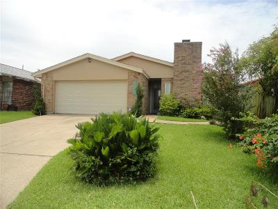 Galveston Rental For Rent: 5927 Maco Street