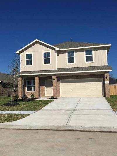 Katy Single Family Home For Sale: 3730 Bright Moon Court