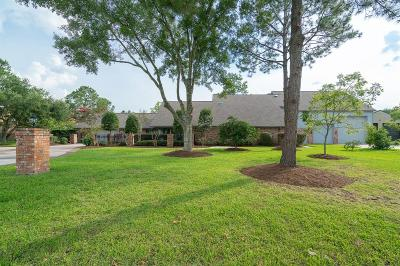 Friendswood Single Family Home For Sale: 204 Chester Drive