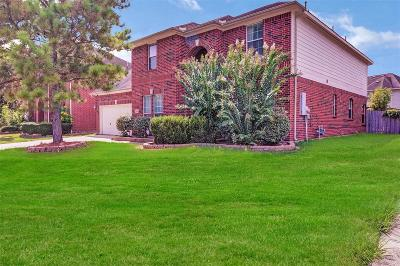 Sugar Land Single Family Home For Sale: 2619 Long Leaf Drive
