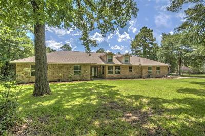 Magnolia Single Family Home For Sale: 27922 Post Oak Run
