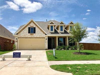 Richmond Single Family Home For Sale: 23906 Via Viale Drive