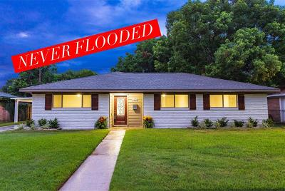 Houston Single Family Home For Sale: 5754 Alvarado Drive