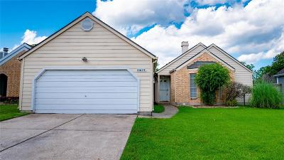Houston Single Family Home For Sale: 16623 Ivy Grove Dr Drive