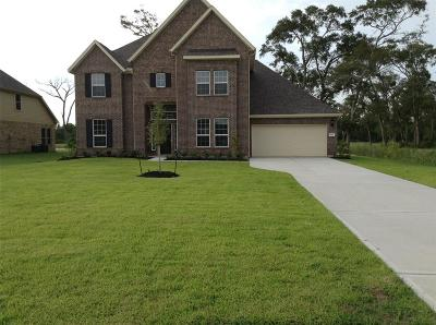 Baytown Single Family Home For Sale: 9343 Windsong Drive