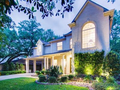 Bellaire Single Family Home For Sale: 4608 Cedar Oaks Lane