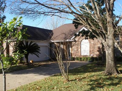 Houston Single Family Home For Sale: 4611 Green Trail Drive