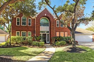 Single Family Home For Sale: 5807 Song Ridge Court