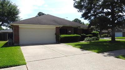 Katy Single Family Home For Sale: 22623 Round Valley