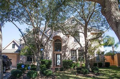 Sugar Land Single Family Home For Sale: 5403 Drakeview Court