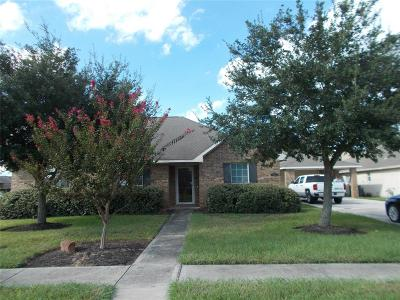 Pearland Single Family Home For Sale: 11515 Carson Avenue