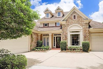 Houston Single Family Home For Sale: 3027 Bonnebridge Way Boulevard